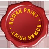 roman print icon