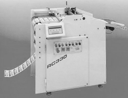 **SOLD** Rapid RC330 sheeter